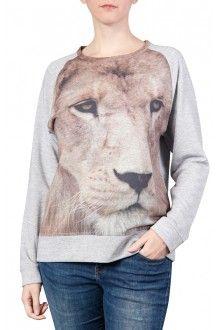 Comprar moletom-raglan-feminino-inverno-estampa-leão-usenatureza