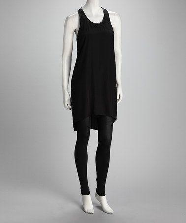 ..Silk Racerback Hi-Low Dress by Anna Catherine on #zulily today!..