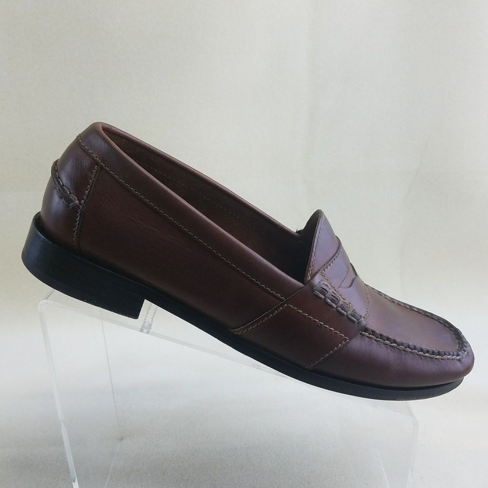 307e6ed40d5 Cole Haan Men Leather Penny Loafers Beef Roll SZ 10.5 D Pinch Grand C01251   C86  fashion  clothing  shoes  accessories  mensshoes  casualshoes (ebay  link)