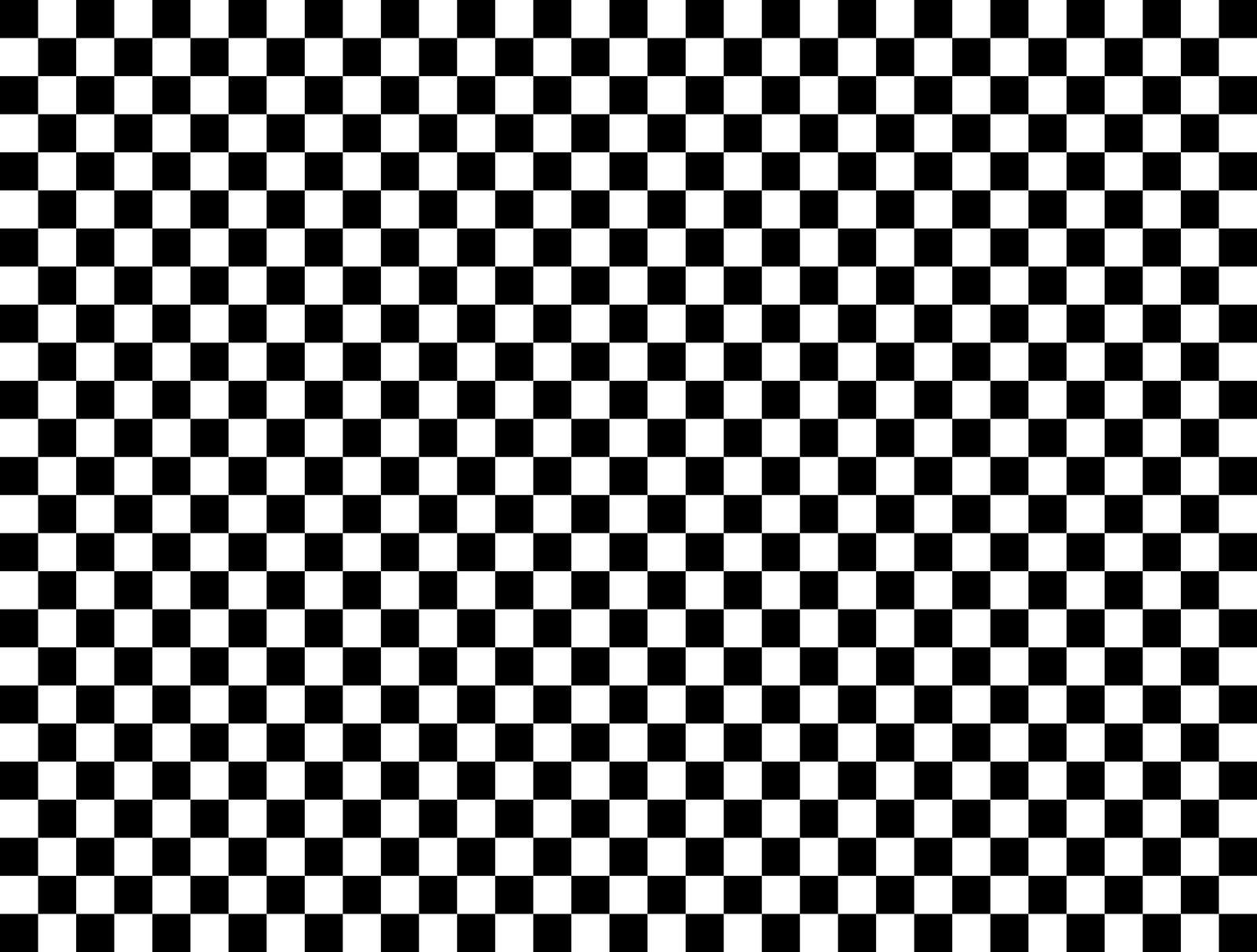 Black and White Check Wallpaper Border - Wall Sticker ...