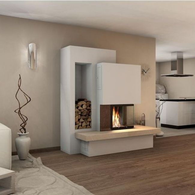 Photo of Kaminbausatz SN5 Spartherm Varia 2R-55-4S Kamin Einsatz | Kamine in 2018 | Pinterest | Home Decor, Living Room and Fireplace design