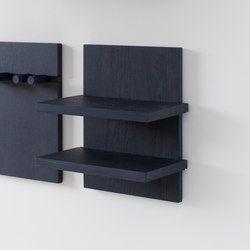 WALL SHELF by Stattmann Neue Möbel   Design: Steffen Kehrle Material: Solid ash