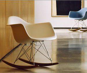eames rocking chair   Interior Elements   Pinterest   Eames ...