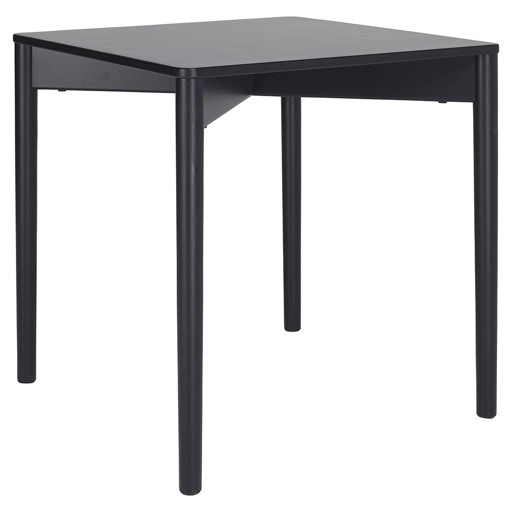 Luca Square Dining Table Black Rouse Home Dining Table Black