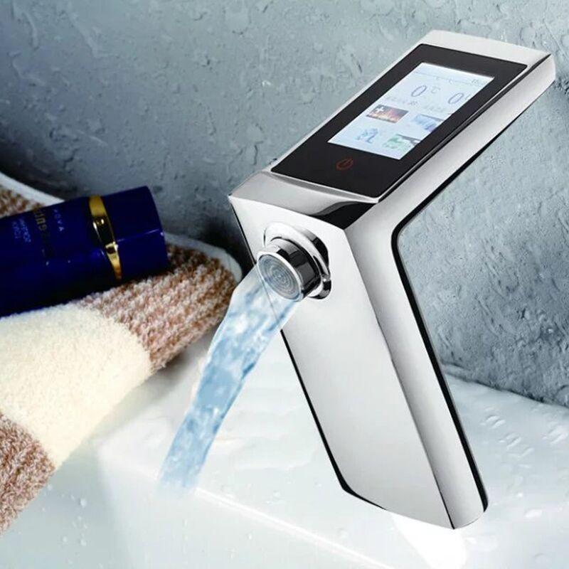 Digital Faucet Faucet Smart Faucet Basin