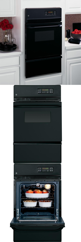wall ovens ge jgrp20bejbb 24 inch 27 cu ft total capacity gas