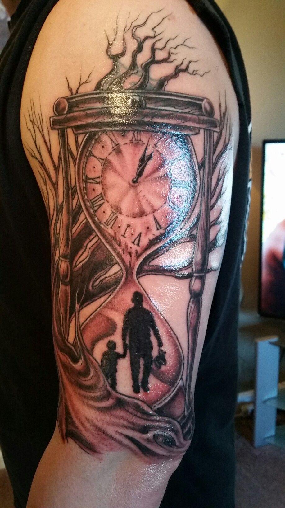 hourglass tattoo   tats   pinterest   hourglass tattoo, tattoo and