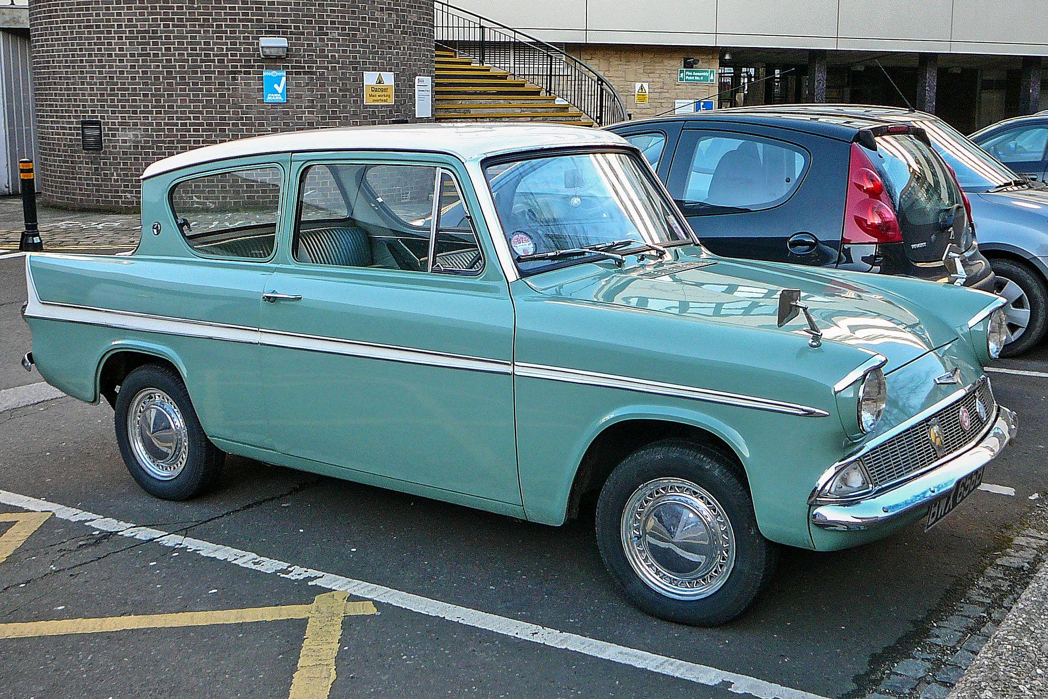 1964 Ford Anglia Ford Anglia British Cars 1964 Ford