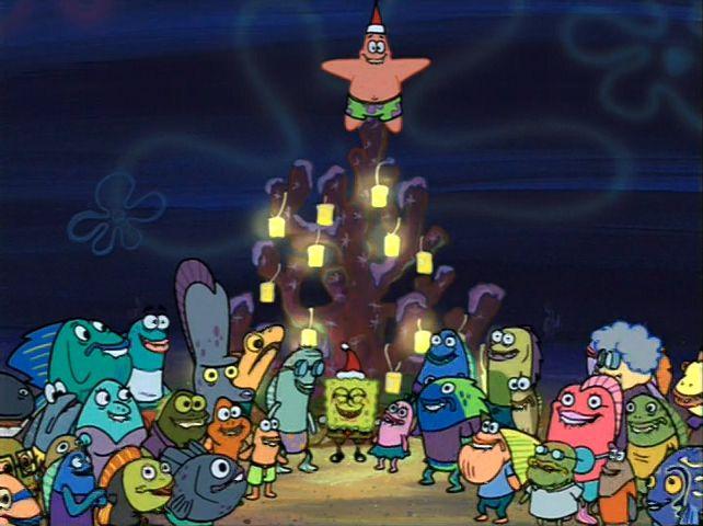 spongebob squarepants christmas - Norton Safe Search   cars ...