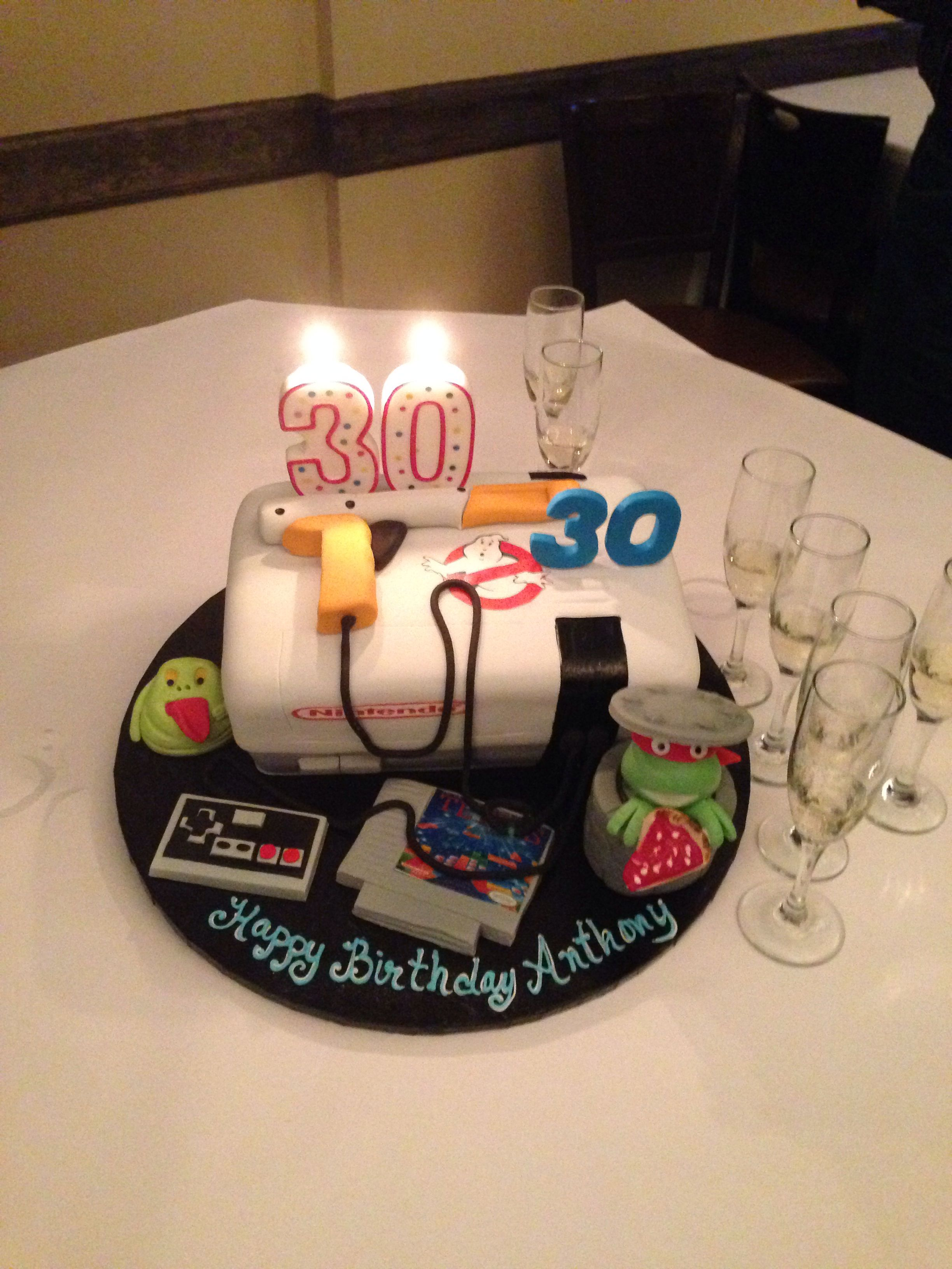 1984 30th Birthday Cake 30 Birthday Cake Cute Birthday Cakes