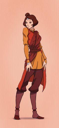 Aang As A 16