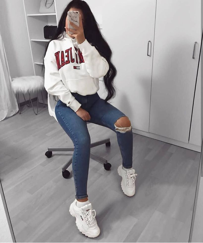 58 Best Fall Outfits Trends for Teenage Girls You Must Know - faswon.com