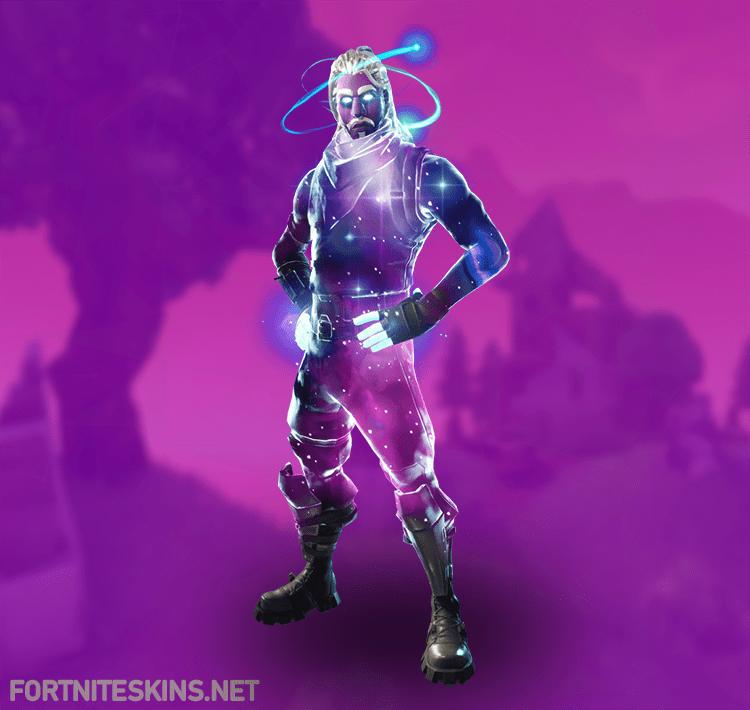 Galaxy Background Fortnite