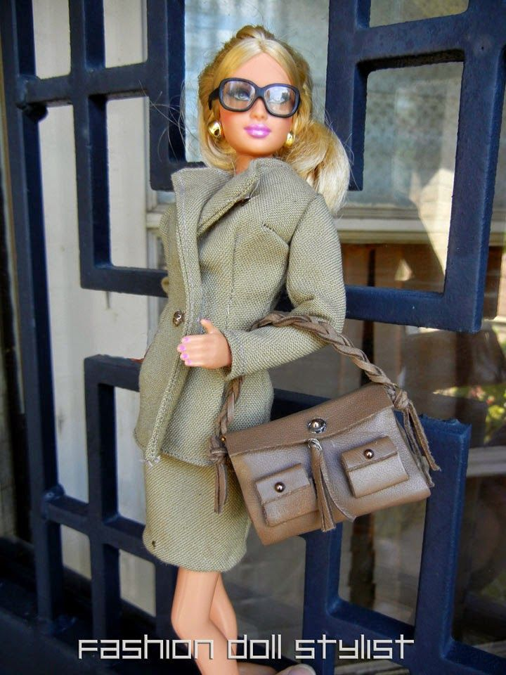 Fashion Doll Stylist: It's in the bag!!!