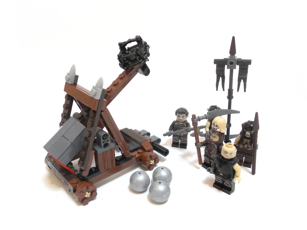 Lord Of The Rings Set Minas Tirith With Images
