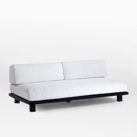 Sofa Tables Tillary Outdoor Sofa Back Support Cushions Chocolate White
