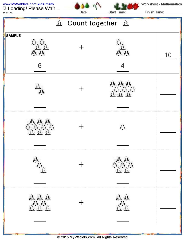Pin On First Grade Math Sheets