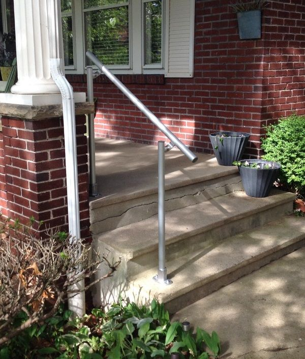 Best Check Out These 14 Exterior Handrail Ideas The Perfect 640 x 480