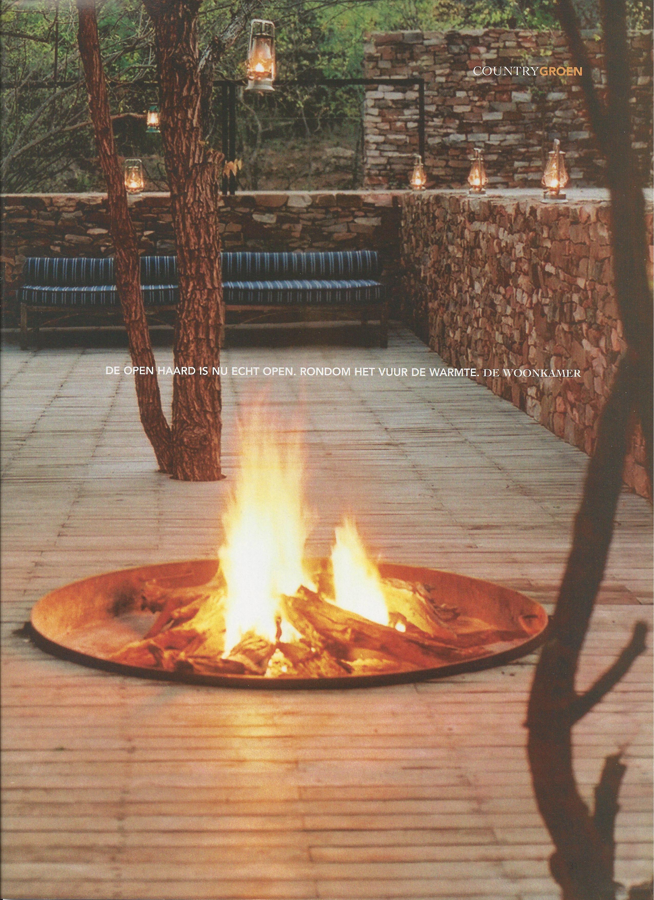 firepit  Outdoor Features  Pinterest  Garden fire pit Fire and