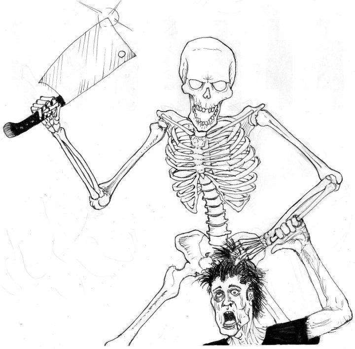 Skeleton Drawings Google Search Skeleton Drawings
