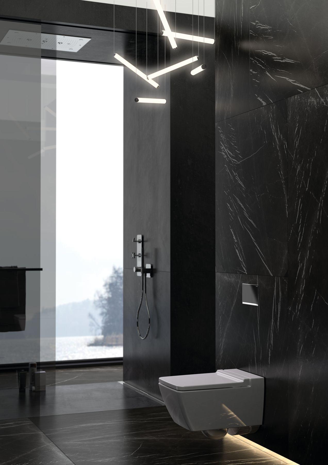 Geberit Sigma60 Bedieningsplaat Toilet Toiletten En