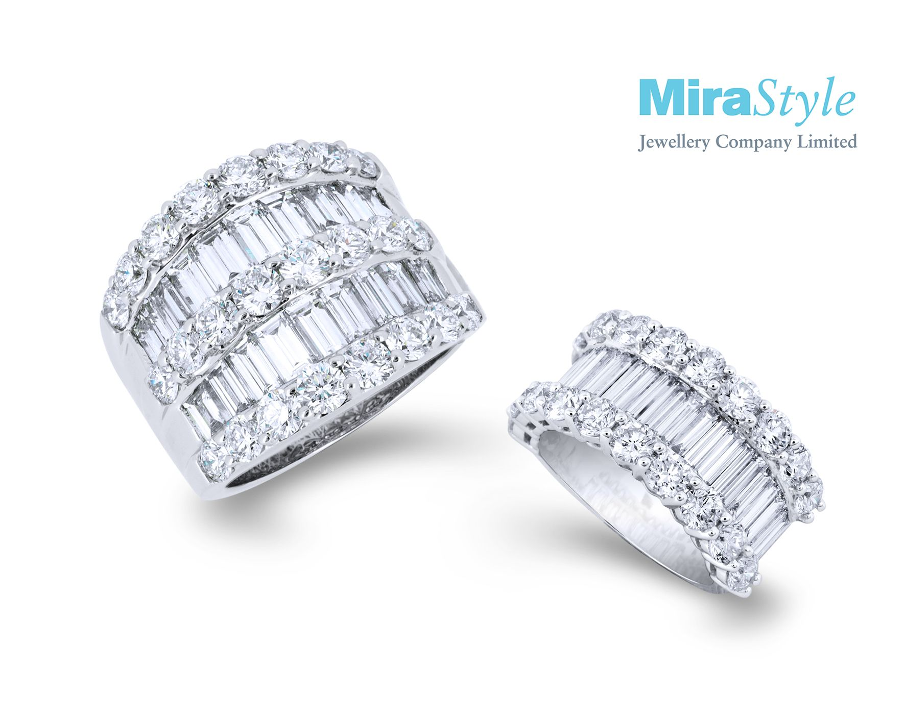 Mira Style Jewellery Co. Ltd. #Booth No.: 1A713 #Classic #Simple ...