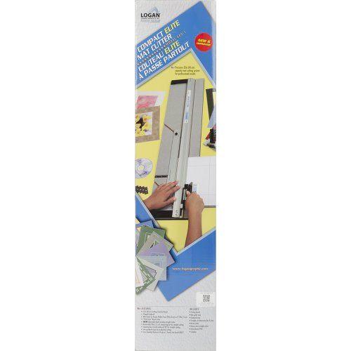 Logan Compact Elite Mat Cutter Logan Http Www Amazon Com Dp B004j1eulg Ref Cm Sw R Pi Dp Qqg5sb01yve2wb4h Mats Framed Fabric Cutter