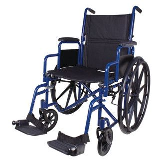 Carex Classics 20 Folding Wheelchair