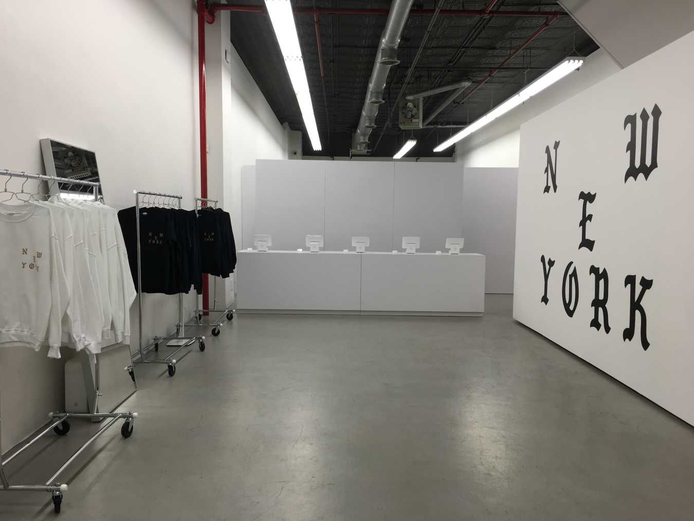 Here S What New Yorkers Can Expect From Kanye West S Temporary Pablo Shop Pop Up Shop Pop Up Kanye