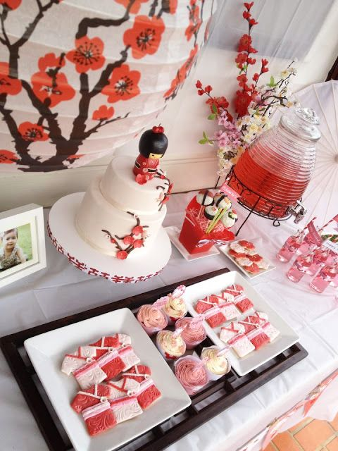 Party Table Decorating Ideas How To Make It Pop Japanese