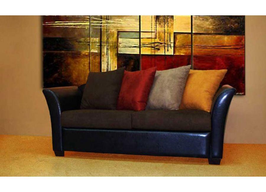 Más de 1000 ideas sobre sofá de color chocolate marrón en ...