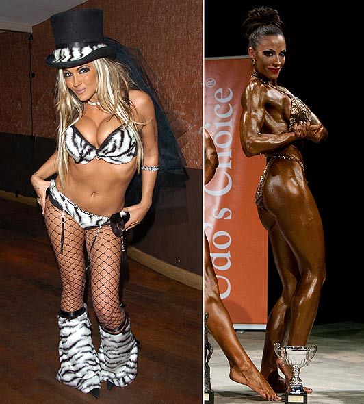 Remarkable, rather Jodie marsh muscle have