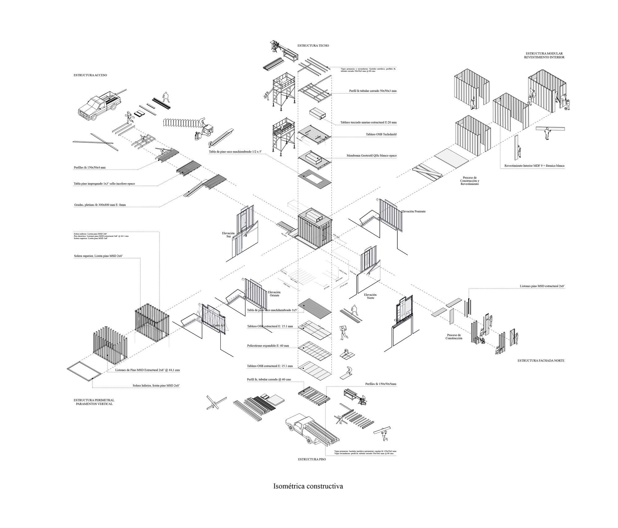 Galería de Taller en la Ciudad / Romero Silva Arquitectos