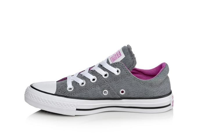 Women s Converse Madison OX White Black  bbb20bd32