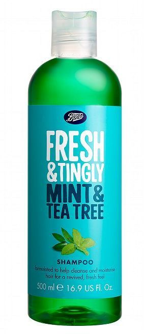 tea tree shampoo boots