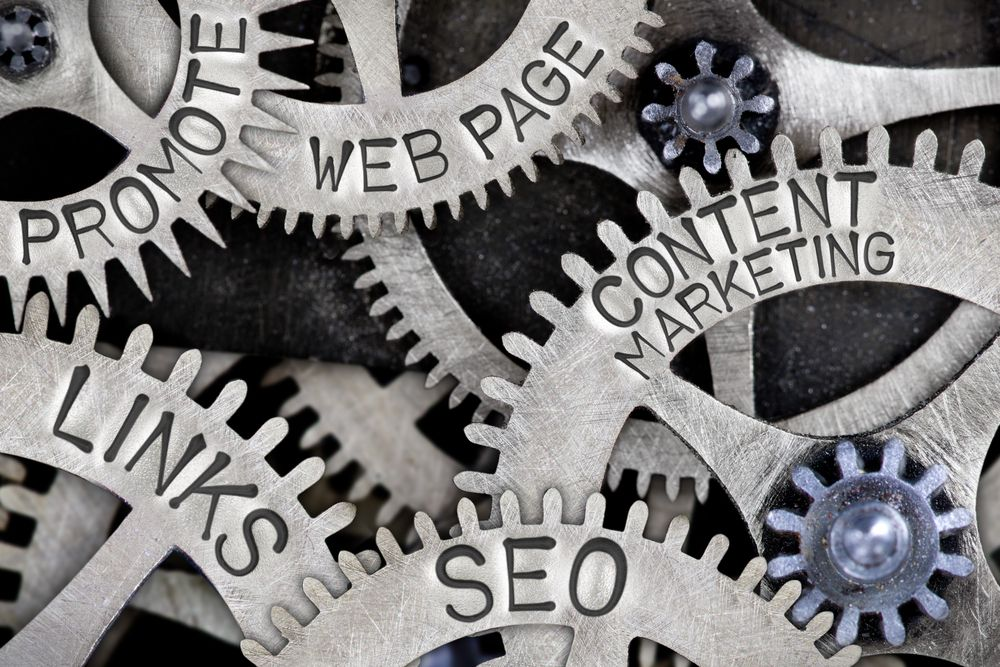 Take steps to get your website visible online contact us