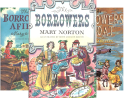 Borrowers (5 Book Series) by  Mary Norton