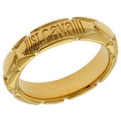 Just Cavalli gold ring <3 have it.
