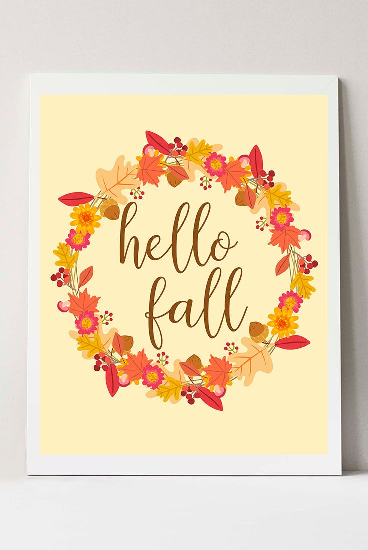 Unique Fall Wall Art Images - Wall Art Collections ...