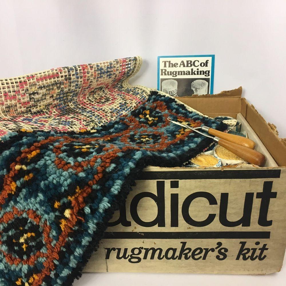 Readicut Rug Making Kits