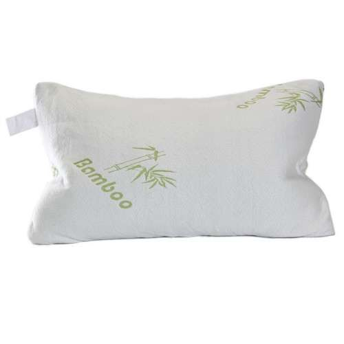 Bamboo pillow, Foam pillows