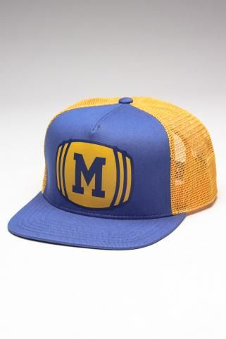 bc62036eded6b Gatekeeper Milwaukee Brewers Hat Jack Threads