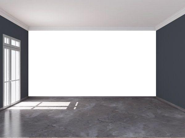 tiefenwirkung im raum bei heller stirnwand wohnen und so pinterest bodenmalerei. Black Bedroom Furniture Sets. Home Design Ideas