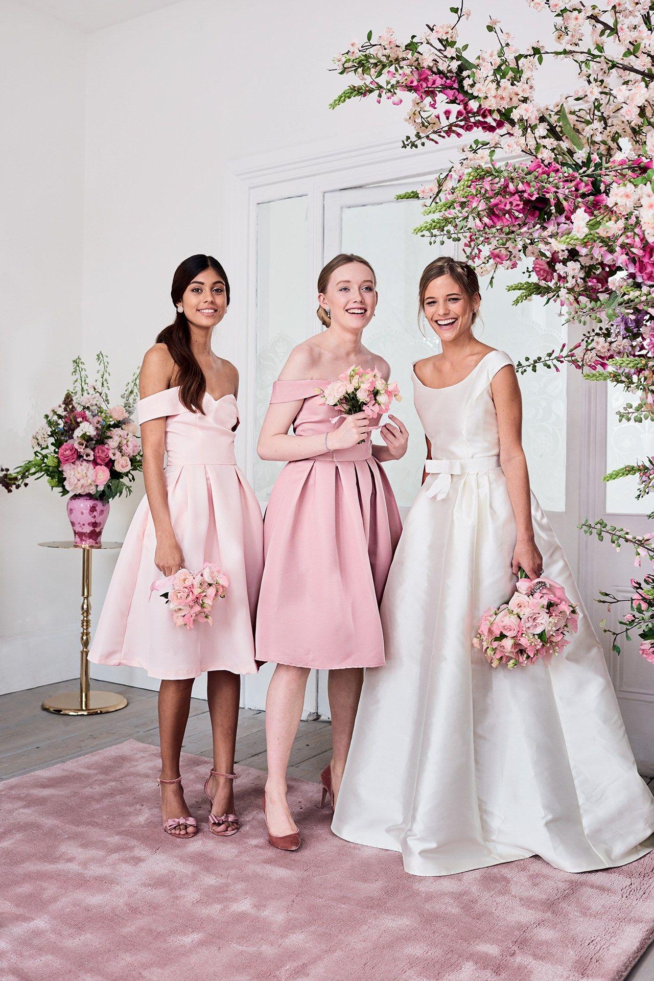 Pink And Gold Wedding Ideas & Inspiration (BridesMagazine.co.uk)