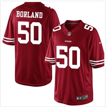chris borland jersey