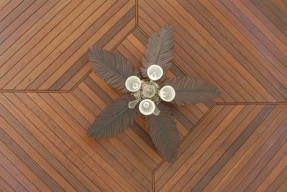 Ipe Cabana Ceiling Ipe Paneling Ceiling Wood Ceilings Hardwood Decking