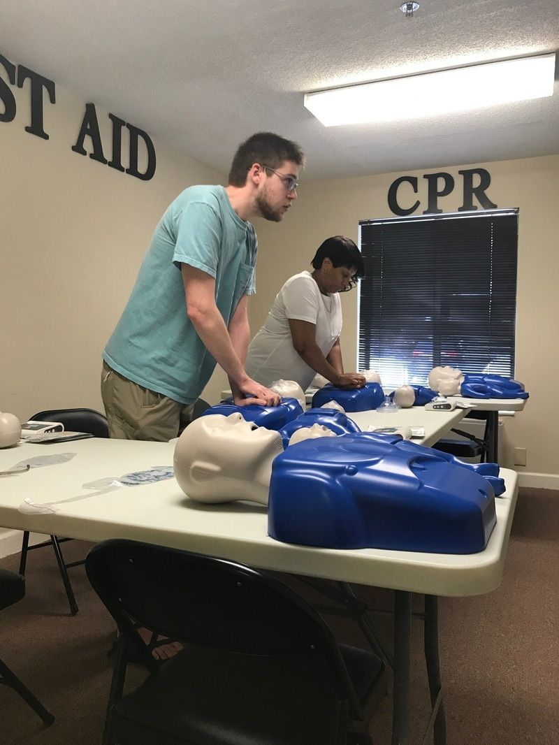 ATTENTIVE SAFETY offers American Heart Association CPR