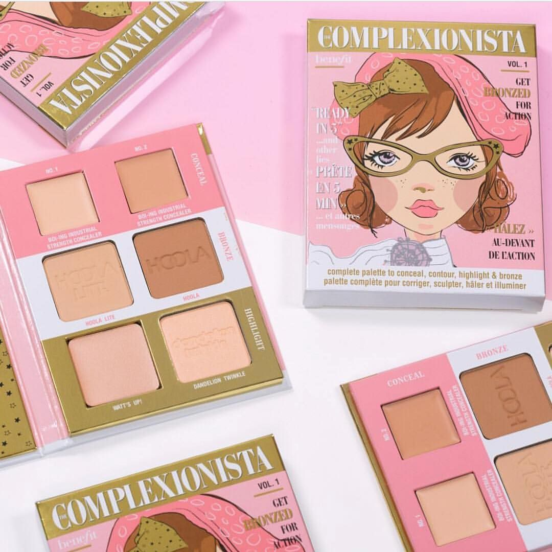 New Complectionista Palette Benefit Cosmetics | FALL/WINTER 2017 ...