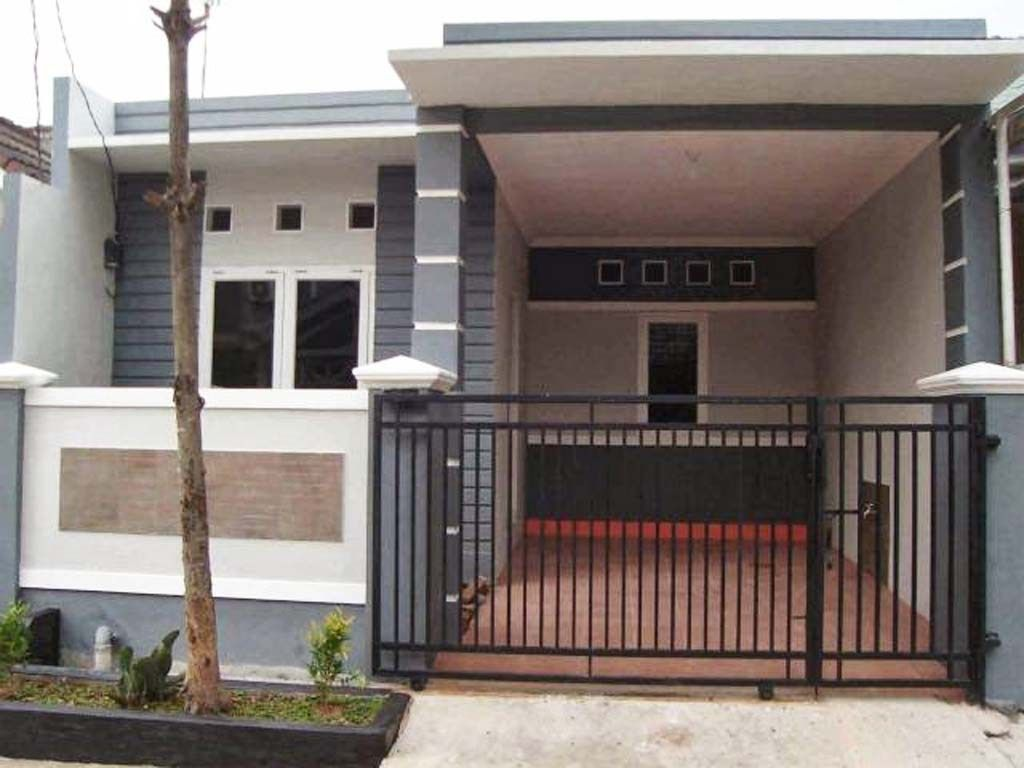 Desain Garasi Samping Rumah Minimalis In 2020 Outdoor Decor