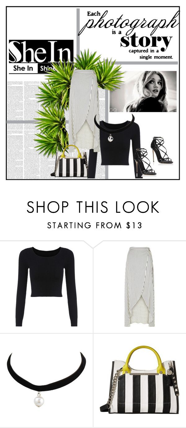 """""""Photograph"""" by faeryrain on Polyvore featuring New Look, Steve Madden and Dolce&Gabbana"""